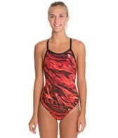 TYR Oil Slick Diamondfit One Piece