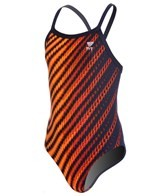 TYR Echelon Youth Diamondfit One Piece