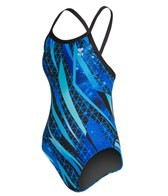 TYR Contact Youth Diamondfit One Piece Swimsuit