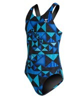 TYR Kaleidoscope Youth Maxfit One Piece Swimsuit