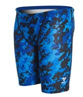 TYR Team Digi Camo All Over Youth Jammer