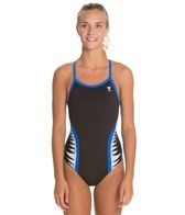 TYR Shark Bite Diamondfit One Piece Swimsuit