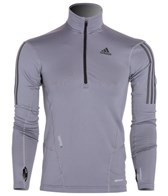 Adidas Men's Terrex Icesky 1/2 Zip Running Long Sleeve