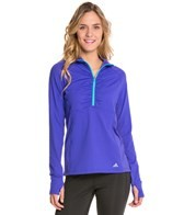 Adidas Women's Ultimate Running Half Zip