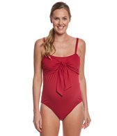 Pez Dor Maternity Aruba One Piece Swimsuit