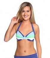 Tommy Bahama Swimwear Skipper Stripe Full Coverage Bra Bikini Top