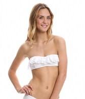 Lolli Novia Ruffle Bandeau Bikini Top