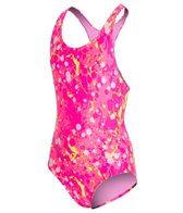 TYR Girls' Splash Maxfit One Piece (4yrs-16yrs)