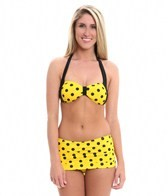 Girlhowdy Marilyn Two Piece Bikini Short Set
