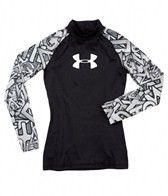 Under Armour Boys' Lotide L/S Rashguard (8-20)