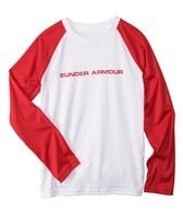 Under Armour Boys' Indopass L/S Surf Tee (8-20)