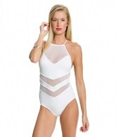 Seafolly Goddess High Neck One Piece Swimsuit