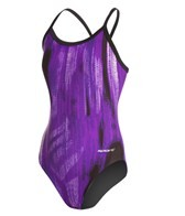 Sporti Luminic Thin Strap Swimsuit Youth