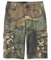 Volcom Boys' Slargo Cargo Mixed Camo Short (8-20)