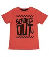 Volcom Boys' Schools Out S/S Tee (2T-4T)