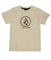 Volcom Boys' Circle Staple S/S Tee (8-20)