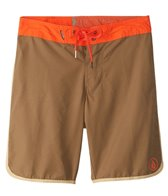 Volcom Men's Solid Scallop Boardshort