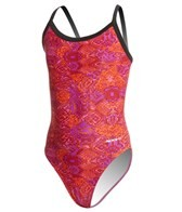 Sporti Mirage Thin Strap Swimsuit Youth (22-28)