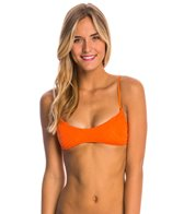 Volcom Wild Night Crop Bikini Top