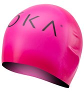 ROKA Sports Pro Team Silicone Swim Cap