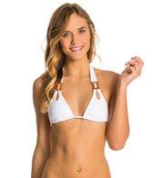 Beach Bunny Living Out Loud Triangle Bikini Top