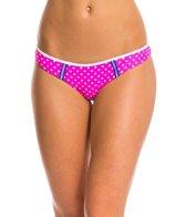Beach Bunny Haute Dot Bikini Bottom