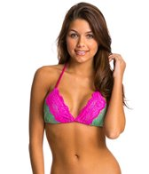 Beach Bunny Sweet Desire Triangle Bikini Top