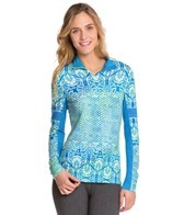 Prana Tatiana 1/2 Zip Long Sleeve Yoga Pullover