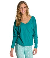 Prana Bianca Long Sleeve Top