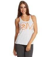 Funky Yoga Big OM Triblend Tank
