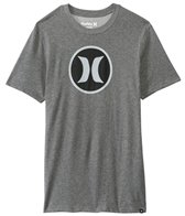 Hurley Men's Icon Dri-Fit Short Sleeve Tee