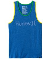 Hurley Men's One & Only Push Through Tank