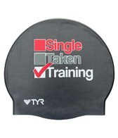 TYR The Training Graphic Swim Cap