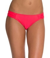Roxy Swimwear Essentials Panel Basegirl Bikini Bottom
