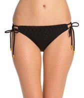 Roxy Swimwear Love Seeker Lowrider Tie Side Bikini Bottom