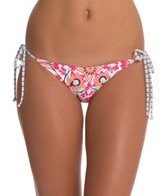 Roxy Hippie Harmony Tie Side Bikini Bottom