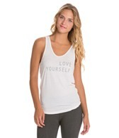 Good hYOUman Love Yourself Tank