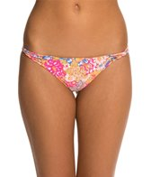 O'Neill Swimwear Citrus Floral Tab Side Bikini Bottom