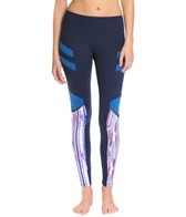 Solow Contrast Panel Legging