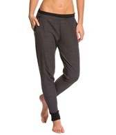 Solow Slouchy Pant with Leather Pockets