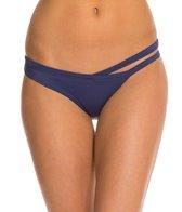 Peixoto Alda Strappy Full Bikini Bottom