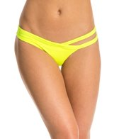 Peixoto Swimwear Alda Strappy Full Bikini Bottom
