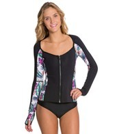 Roxy Sweet Escape L/S Zip Up Jacket