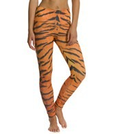 Om Shanti Clothing Tiger Skin Yoga Leggings