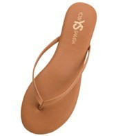 Yosi Samra Roee Soft Leather Flip Flop