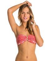 Sofia Kilim Ripple Bandeau Bikini Top
