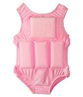 My Pool Pal Girls' Bubble Gum Pink Float Suit