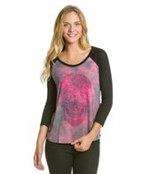 Hurley Sure Thing Cloud Raglan