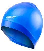 Sporti Dome Silicone Swim Cap