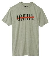 O'Neill Men's Strikethrough Short Sleeve Tee